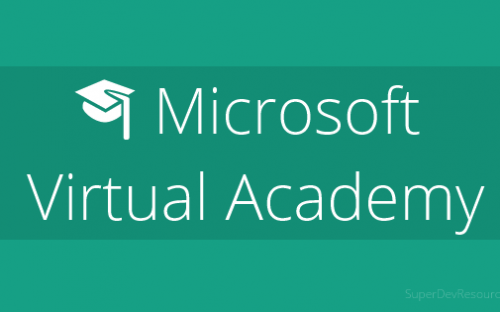 Learn Windows Store Apps development with these free courses by Microsoft Virtual Academy