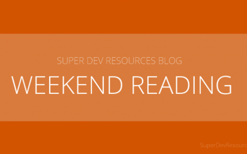 Weekend Reading – Free Fonts, Free Backgrounds, App Review Sites and More