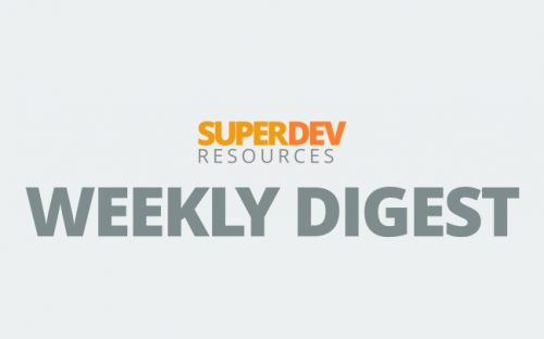 Weekly Digest for Developers: Jan 01 – Jan 05, 2014