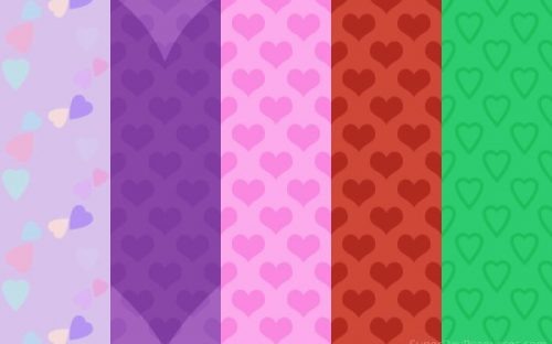 5 Free Valentine's day Backgrounds