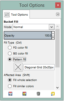 BucketFill