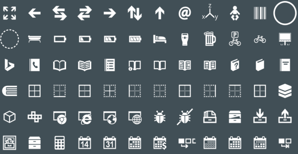 Over 100,000 free icons for your apps and websites - Super Dev Resources