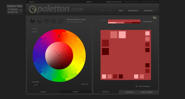 color scheme designer software free