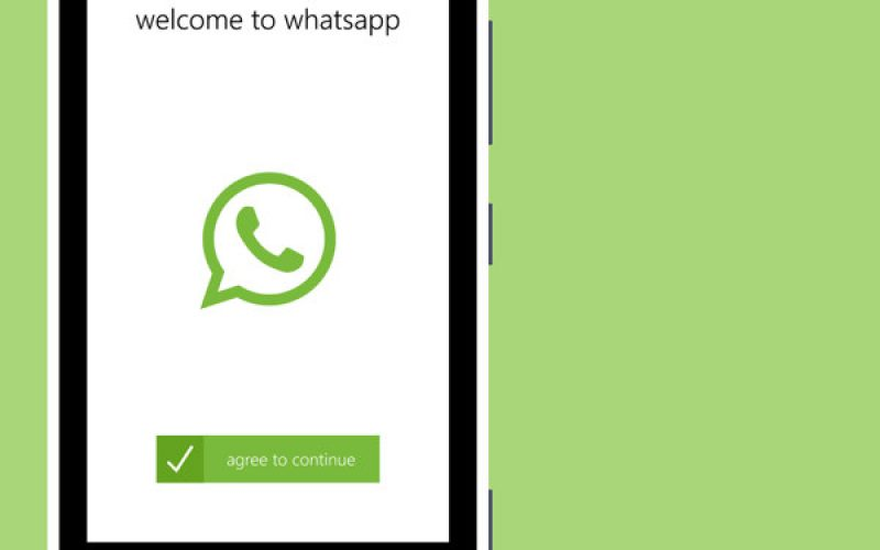 WhatsApp for Windows Phone – Redesign