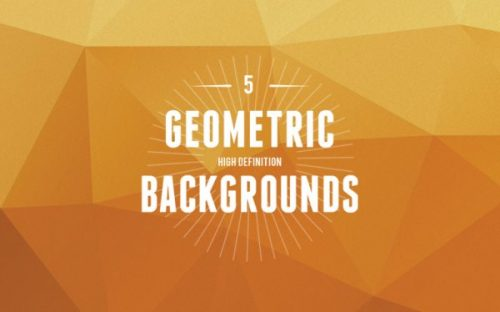 40+ Free Geometric backgrounds and Polygon Graphics