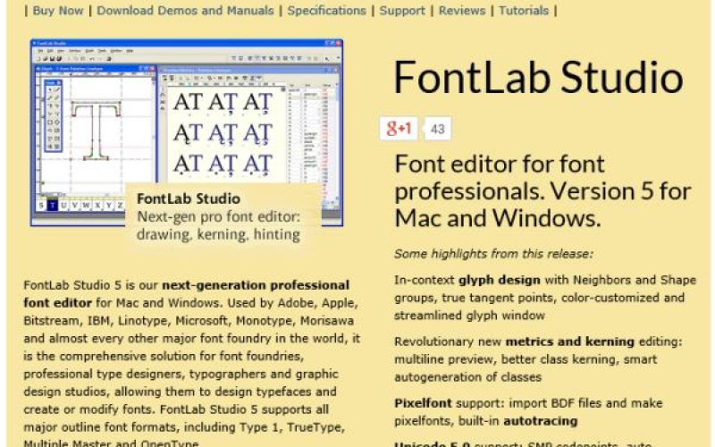 Create your own font with these 14 best tools