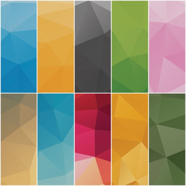 geometric-high-definition-backgrounds-set