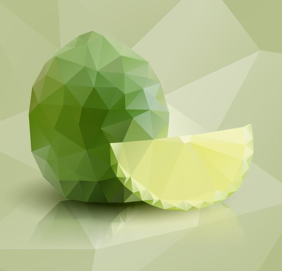 polygonal-vector-mosaic