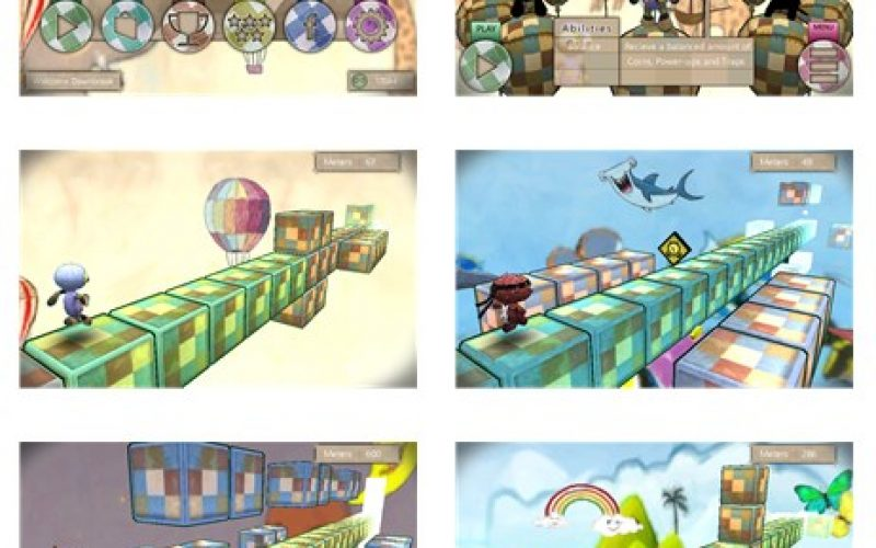 9 Endless Runner games on Windows Phone for inspiration