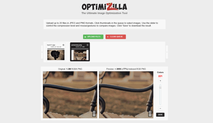 optimizilla-ultimate-image-optimization-tool