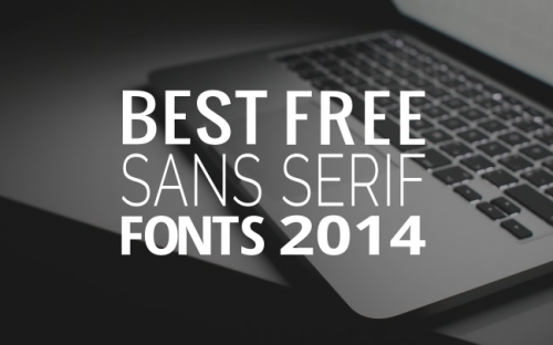 10 Popular Free Sans Serif fonts on Google Fonts