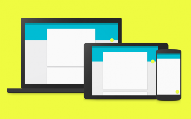 Material Design is Google's new Design Language
