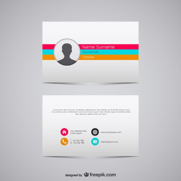 vector-business-card-illustration