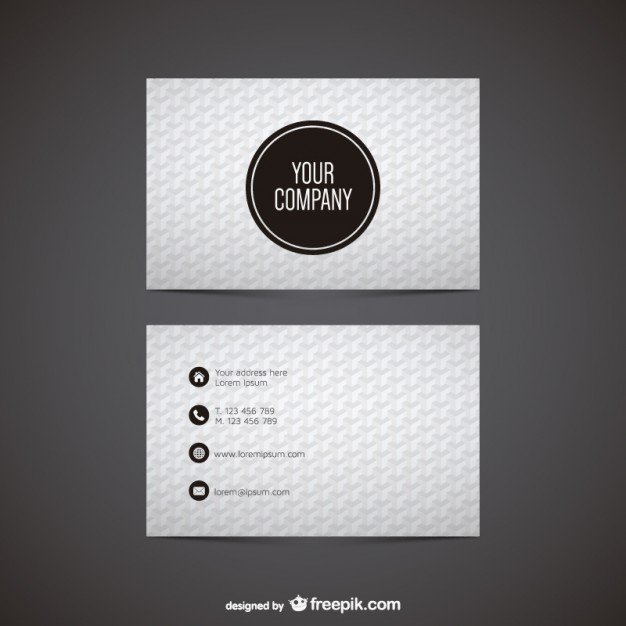20 free business card design templates from freepik super dev vector graphics visiting card accmission Choice Image