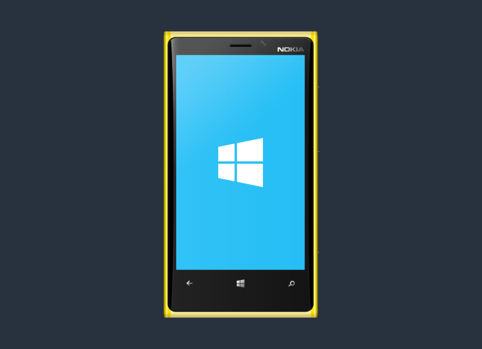 yellow-lumia-920-free-psd-mockup