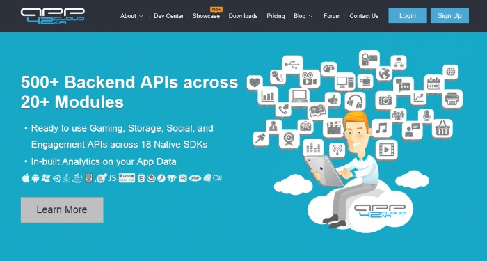 app42-mobile-backend-services