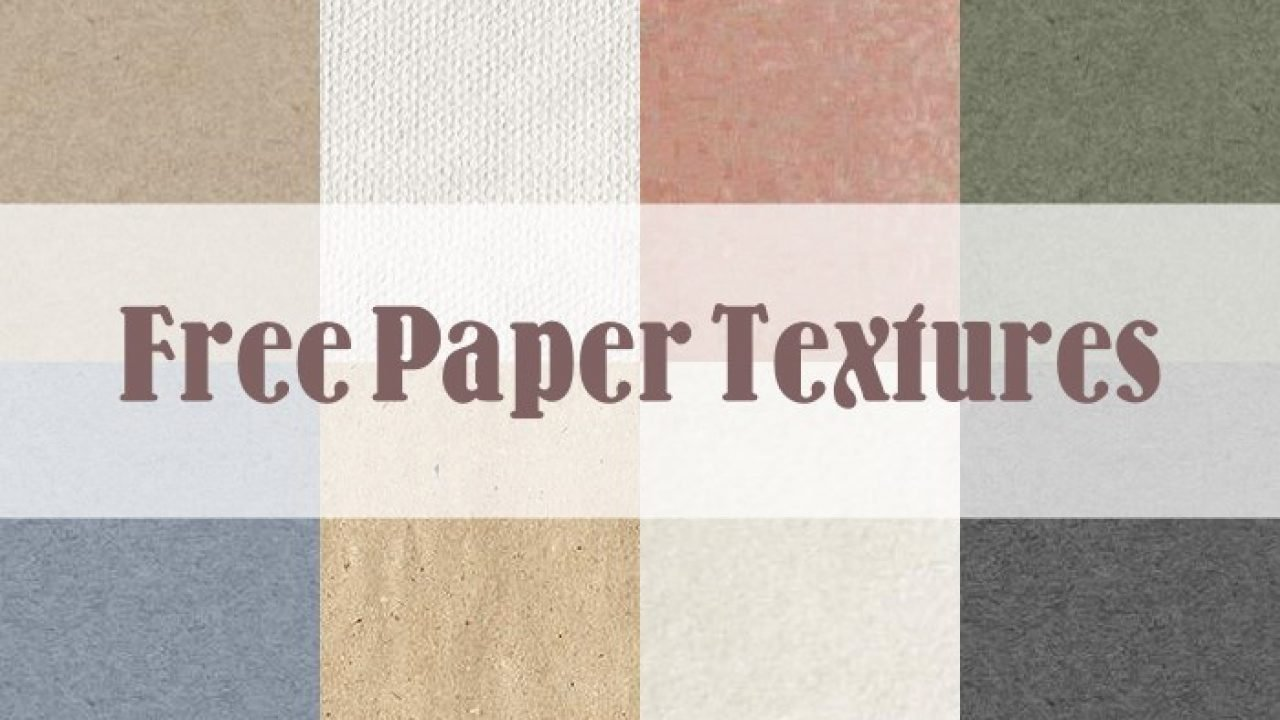 15+ High Quality Paper Texture and Background Packs - Super Dev Resources