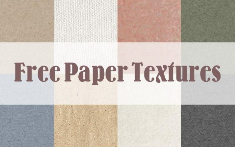 15+ High Quality Paper Texture and Background Packs