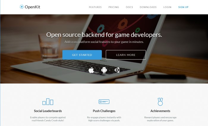open-kit-game-backend-service