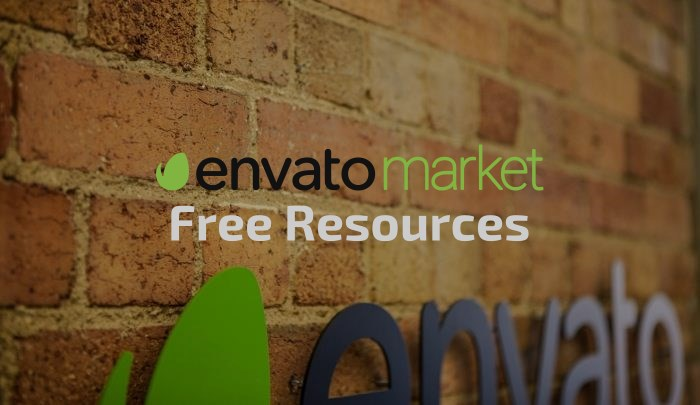 envato marketplace free resources