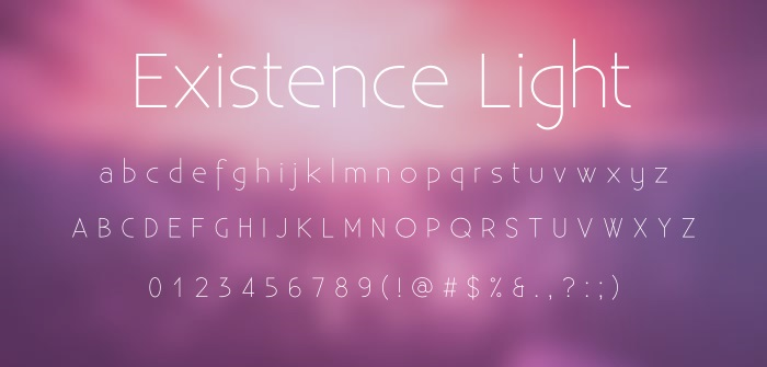 existence-light-free-ultra-thin-font