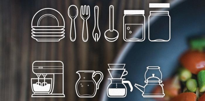 free-cutlery-icons