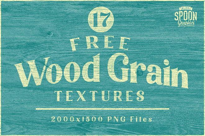 free wood grain textures