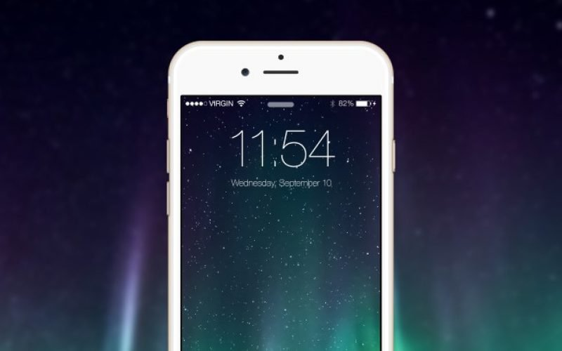 Free iPhone 6 mockup templates