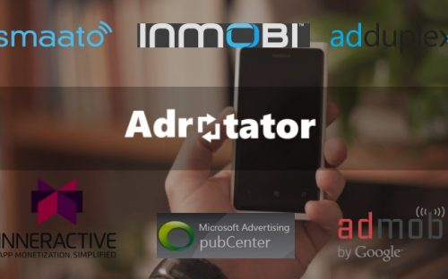 Integrate multiple advertisement providers in Windows apps with AdRotator