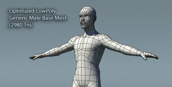 optimized-low-poly-generic-male-base-mesh-3d-ocean