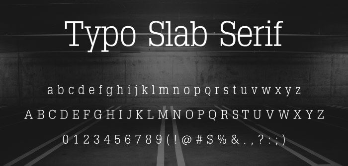 thin-font-typo-slab-serif-light