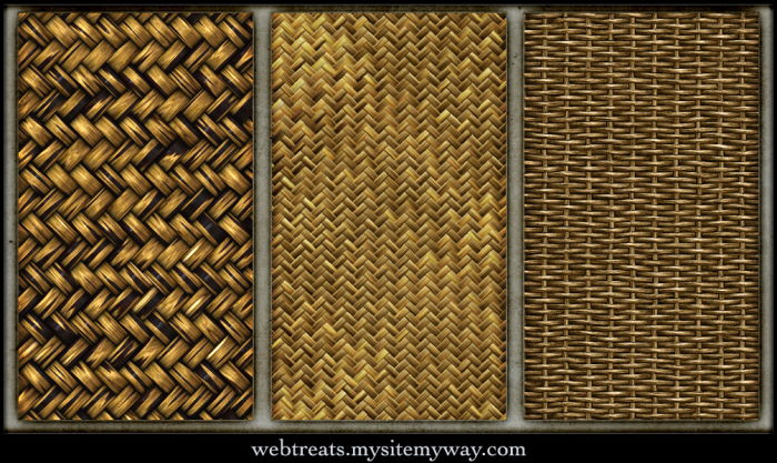 tileable basket weave textures free