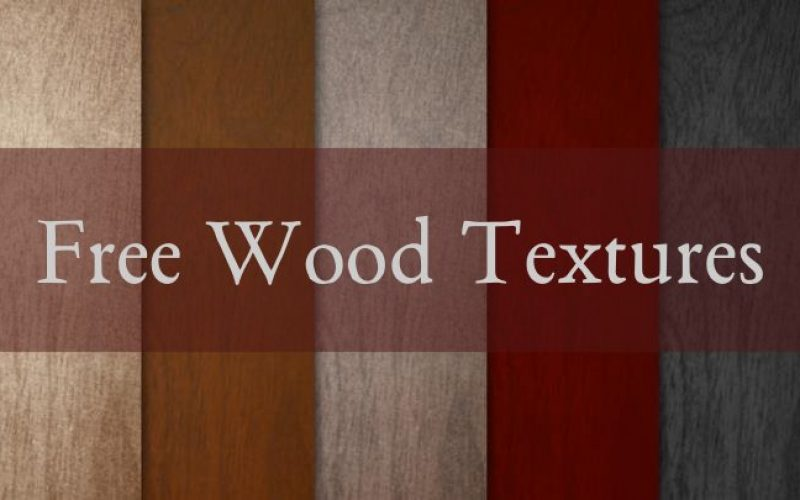 12 Free Wood Texture and Pattern Packs