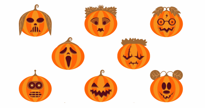 21 Halloween Icon sets - Free and Premium - Super Dev Resources