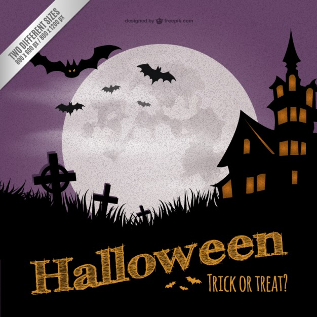 8-spooky-halloween-trick-or-treat-background