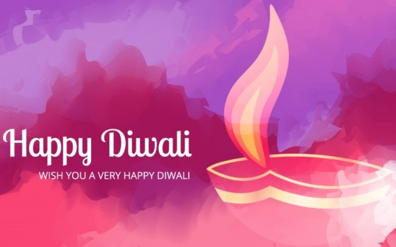 15 Free Diwali Greeting Card Templates and Backgrounds