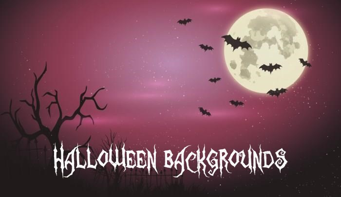 free halloween backgrounds and poster templates