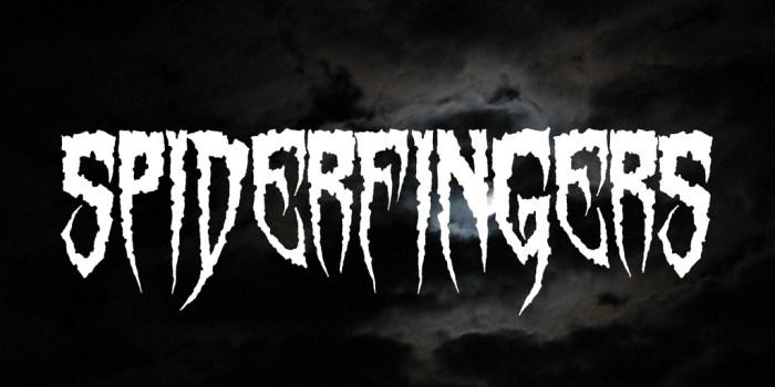 free-halloween-font-spiderfingers