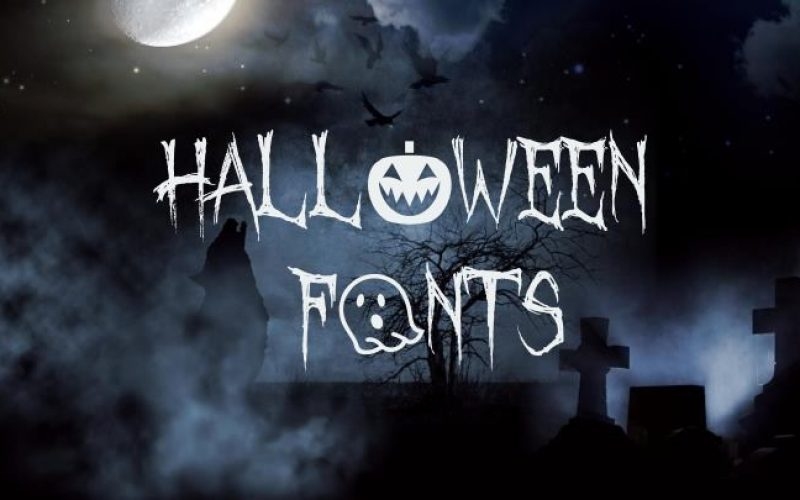 10 Free Halloween Fonts for Apps and Games