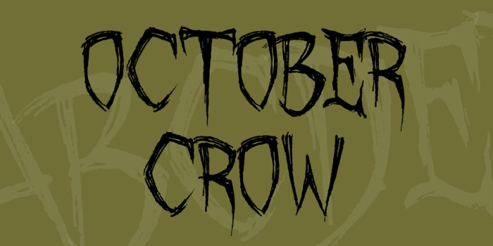 free-halloween-fonts-october-crow