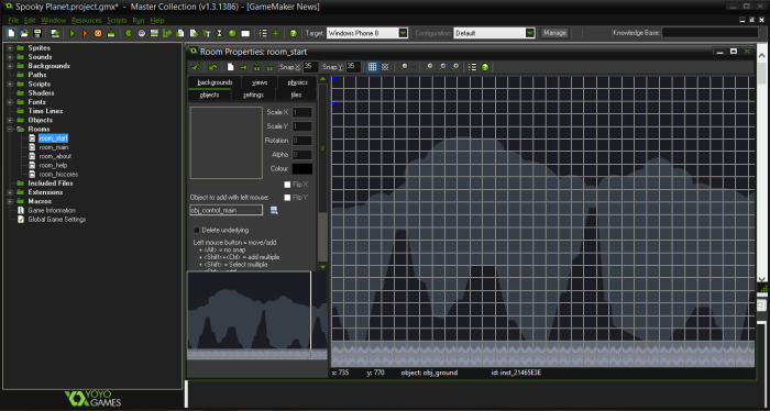 gamemaker-studio-development