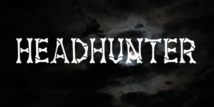 halloween-font-headhunter
