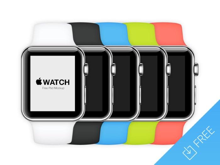 iwatch-free-psd-mockup