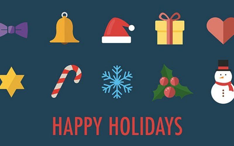 20 Free Christmas Icon Sets – AI, SVG & Sketch