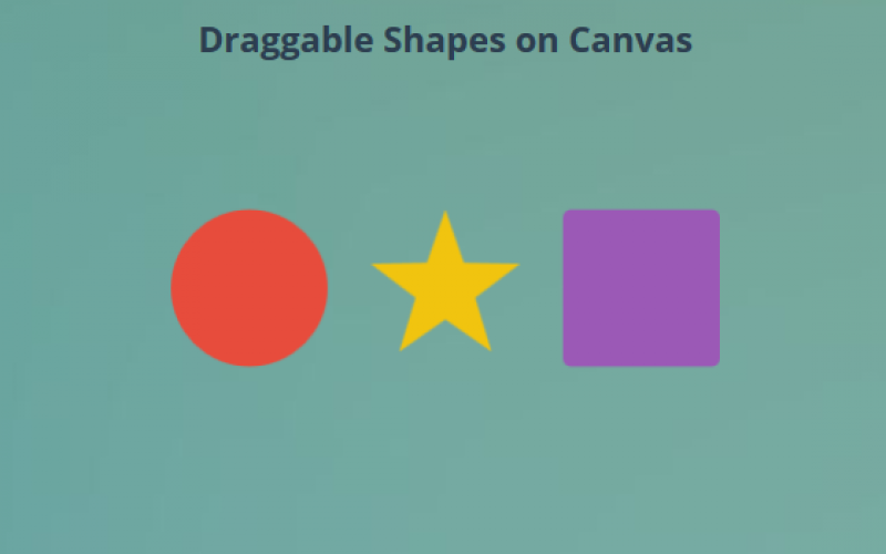 Drawing draggable shapes on Canvas with CreateJS