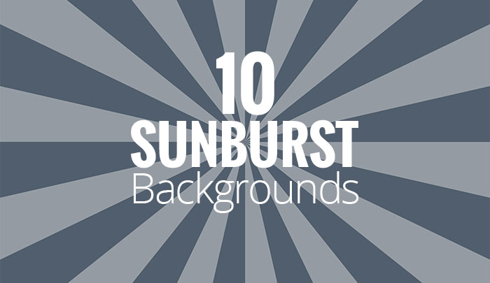 free sunburst backgrounds