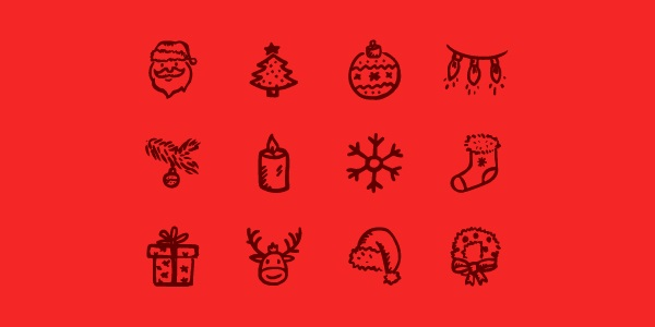 hand-drawn-christmas-icons