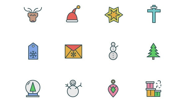 swifticons christmas icons free