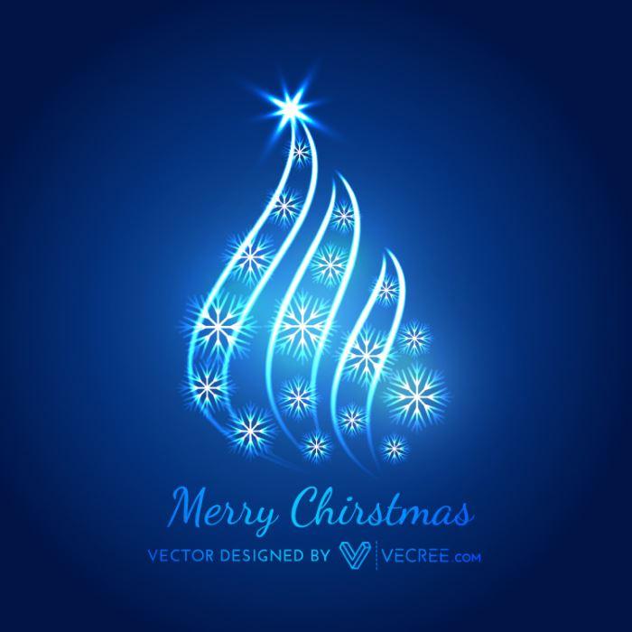 2-creative-christmas-tree-free-vector