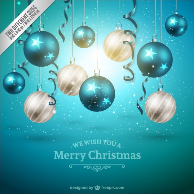 8-christmas-background-with-white-and-blue-baubles